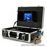 """Unterwasserfischen-Kamera mit 7 """" Farbe TFT"""