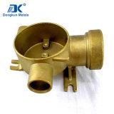 機械装置部品のためのカスタマイズされた黄銅および青銅の鋳造