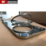 部品を押す電流を通された鋼鉄機械化の金属
