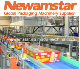Het Vullen van de Thee van het Type van Newamstar Automatische Roterende Machine