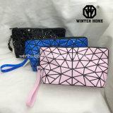 Le sac 2017 cosmétique en plastique noir, composent le sac