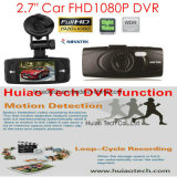 "Hot Sale 2,7 ""FHD1080p Dash GPS Google Map Tracking Car DVR com 5.0mega Sony Imx323 Car Camera Digital Recorder; H264. Saída de vídeo HDMI, controle de estacionamento DVR-2715"