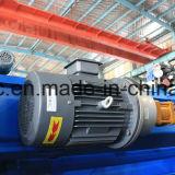 Freio hidráulico da imprensa da placa da indicação digital de Wc67y 160t/3200 para o aço de carbono de dobra