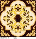 La flor dora el azulejo de suelo con el mejor precio (BDJ60158-2)