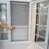 إستيراد ألومنيوم شباك نافذة مع بلاستيكيّة شاشة شبكة