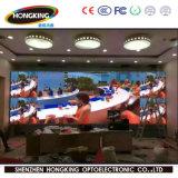 P3 1920 3840Hz 풀 컬러 발광 다이오드 표시 스크린 영상 벽