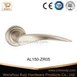 알루미늄 기계설비 장식판 (AL150-ZR05)에 실내 자물쇠 래치 레버 손잡이