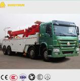 HOWO 8X4 50t 복구 트럭 구조차