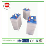 1,2V 700Ah Ni-Fe Bateria Bateria de ferro níquel Solar // bateria de Ferro-Níquel