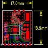 Módulo sem fio do transceptor da freqüência ultraelevada de Bluetooth Cc1101 868MHz RF C1 com aprovações
