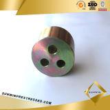 Anchorage pretensada metal (ancla) y cuña para el hilo de acero de 12.7m m