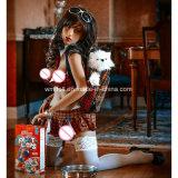 stuk speelgoed van het Geslacht van Doll van het Geslacht van het Silicone van Doll van 135cm het Volwassen voor Mensen