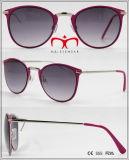 Óculos de sol do metal da forma para as senhoras (WSM604133)