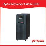 Alta frecuencia de una sola fase 1kVA - 20kVA Power UPS en línea para Telecom