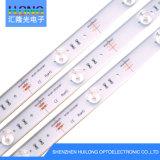 Indicatore luminoso di striscia del grado LED di spec. 3W /LED impermeabile per la casella chiara 3D