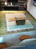 居間のための新しく無作法な木製の床タイル