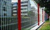 Heißer galvanisierter Puder-Beschichtung gebogener Zaun-Preis