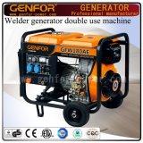 производить заварки 300A 10kw Двойн-Использует машину с щеткой или безщеточным альтернатором