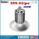 800W VERSTECKTE Abwechslung drei in einer 1-10V der Gleichstrom-PWM hohen Bucht-Lampe Widerstand-Dimensionsfunktions-200W LED