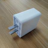 carregador universal da parede do USB das portas 20W duplas com rapidamente cobrar