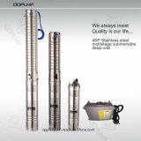tiefe wohle Pumpe des elektrischen Edelstahl-4sp