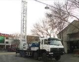 Drilling буровые установки добра воды глубины 400m установленные тележкой роторные