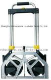 Foldableアルミニウム手トラック(HT022G-1)