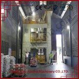 Máquina mezclada seca especial en contenedor respetuosa del medio ambiente de la producción del mortero