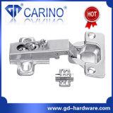 (D3) 3D de la charnière de fermeture hydraulique de réglage doux