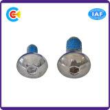 Carbone Steel/4.8/8.8/10.9 Galvanized/M2.3 Anti-Loose&#160 ; Hexagone/vis principales de carter pour le matériel de forme physique