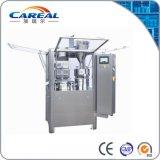 O suplemento dietético automático encerra a máquina de enchimento