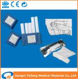 Preparazione medica 100% della fasciatura assorbente della garza del cotone