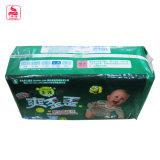 Cadena disponible seca y cómoda de la venta caliente del bebé de los pañales de producción