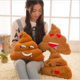 Изготовленный на заказ заполненный плюш Emoction Toys подушка Emoji Poop