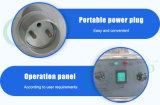 Sterilizer portátil do vapor da pressão do aço inoxidável