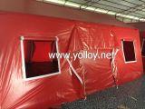 3 In1膨脹可能なテントの病院の軍隊のテント