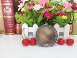 Medalha quente personalizada da inserção do espaço em branco do metal do bronze do Sell para a lembrança