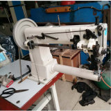 Используется единый комплекс иглы подачи небольших крюк тонкие Cylinder-Bed швейных машин для тяжелого режима работы