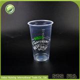 tazze di tè libere di plastica a gettare dell'acqua 20oz/600ml