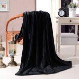 Customed hizo la manta suave del paño grueso y suave de la franela del visión