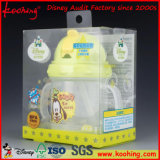 Animal de estimação delicado desobstruído de Koohing/PVC que pendura a caixa plástica
