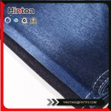 96,5% Coton 3,5% Spandex 260g Pique Knitting Denim Fabric