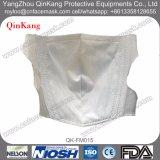 白の非編まれた表面呼吸の花粉の保護塵マスク