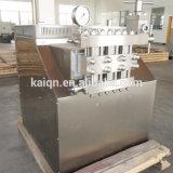 Homogénisateur à deux étages de homogénisateur à haute pression d'acier inoxydable
