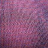 75D衣服のジャケットのためのヤーンによって染められる格子縞の模造メモリファブリック