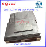 Placa blanca del desgaste del hierro de la alta calidad 700bhn Domite del fabricante de China