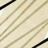 صنع وفقا لطلب الزّبون زخرفيّة طبيعيّة حجارة رخام [وتر جت] [فلوور تيل]