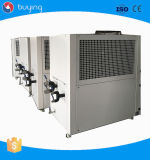 Refrigeratore di acqua raffreddato aria per il serbatoio di putrefazione del glicol