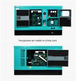 세륨 공급자 10-200kw 방음 Weifang 디젤 발전기