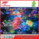 Colpo della tigre del video gioco della macchina del gioco della galleria del cacciatore di pesca più software da vendere